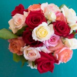 Rose bouquet
